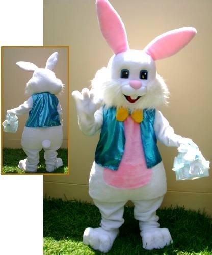 Strój reklamowy - Zając Wielkanocny z koszyczkiem