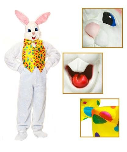 Strój na promocje sklepowe - Zając Wielkanocny Pan Jajeczko