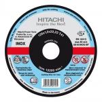 Hitachi/Hikoki Tarcza do cięcia metalu INOX A60T 125x1,0x22,2mm płaska - STANDARD