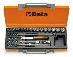 Beta 910B/C29 Zestaw nasadek 3/8 z wyposażeniem 29szt