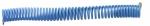 ADLER Wąż spiralny pneumatycznyPU 16x10mm 10 m