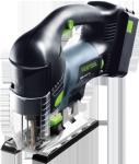 Festool Akumulatorowa wyrzynarka CARVEX PSBC 420 EB-Set Li 18