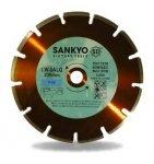 Tarcza diamentowa 230 mm do cięcia asfaltu silki chudego betonu LW-9ALQ segment 230 x 2,2 x 6,5 x 70.0mm