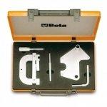 Beta 1461/C7 Zestaw narzędzi do ustawiania układu rozrządu w silnikach Renault 1.4 16V - 1.6 16V – diesel