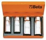 Beta 1434/C4 Zestaw rolkowych wykrętaków do śrub M6-12 4szt