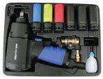 ADLER Zestaw Z6-klucz udarowy 1350Nm 1/2 + 6 szt. nasadek
