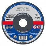 HITACHI Tarcza do cięcia stali A24R 230x3,0x22,2mm płaska - STANDARD