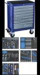 Condor Wózek narzędziowy 7 szuflad + 265 narzędzi