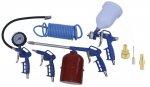 ADLER Zestaw pistolety +akcesoria pneumatyczne 8ele AD-27Z