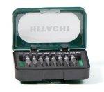 Hitachi/Hikoki Zestaw bitów końcówek wkrętakowych 10 szt. 40mm