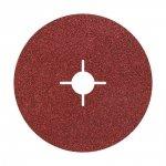 Wolfcraft Papier szlifierski 115mm gr.24, 40, 60, 100 20szt.