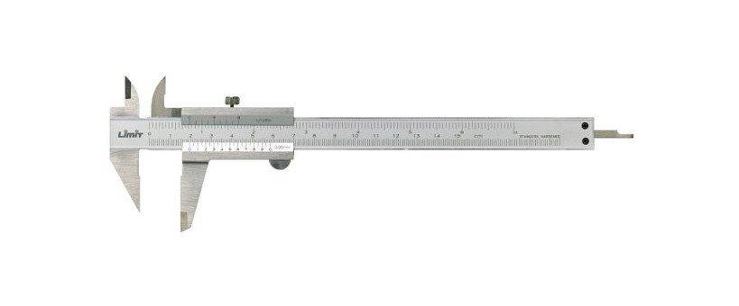 Genialny LIMIT Suwmiarka traserska z rysikiem 150mm XW52