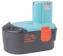 EB1826HL Akumulator bateria 18V 2.6Ah Ni-MH