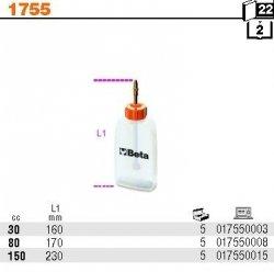 Beta 1755/30 Olejarka butelkowa z rurką wysuwaną 30ml