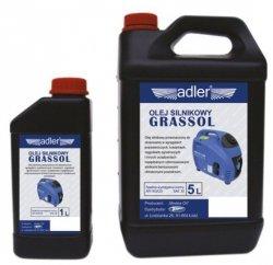 ADLER Olej do agregatów prądotwórczych GRASSOL 5L