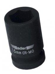 ADLER Nasadka udarowa 1/2 krótka 16mm