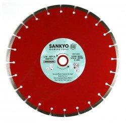 Tarcza diamentowa 125 mm do cięcia cegły betonu LW-SP5 segm. 125 x 2,3 x 10,0 x 22,2mm