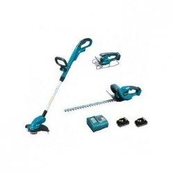 Makita DK18021S zestaw narzędzi ogrodowych akumulatorowych