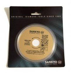 Tarcza diamentowa 180 mm do cięcia glazury ceramiki szkła terakoty SM-7Y ciągła 180 x 1,6 x 5 x 22,2mm