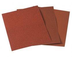 Wolfcraft Papier szlifierski 230x280 mm gr.80, Super