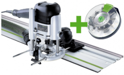 Festool frezarka górnowrzecionowa OF 1010 EBQ-Set + Box-OF-S 8/10x HW