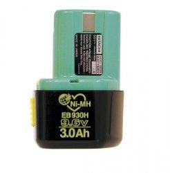 EB930H Akumulator bateria 9.6V 3.0Ah Ni-MH