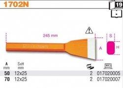 Beta 1702N/50 Przecinak płaski z ostrzem szerokim 50mm