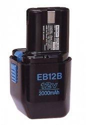 EB12B Akumulator bateria 12V 2.0Ah Ni-Cd