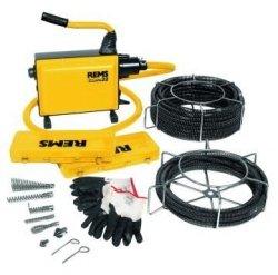 REMS Cobra 22 Set 16 Elektryczna maszyna do czyszczenia rur