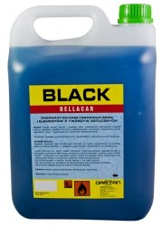 Płyn do konserwacji opon gumy 30L BLACK