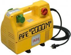 Enar Przetwornice Elektryczne w obud. walizkowej AFE 2000MP
