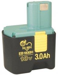 EB1830H Akumulator bateria 18V 3.0Ah Ni-MH