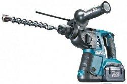 Makita BHR262Z2C akumulatorowa młoto - wiertarka z opcją kucia