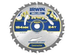 IRWIN MPP IR WZ Piła Tarczowa do drewan 235x30mm 60Z