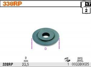 Beta 338RP Nóż krążkowy do obcinaka rur plastikow.