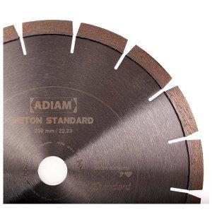 Adiam tarcza diamentowa BETON STANDARD Ø350x350mm x 25,4mm
