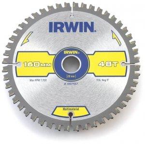IRWIN HPP IRmm Piła Tarczowa do drewan 216x30mm 84Z