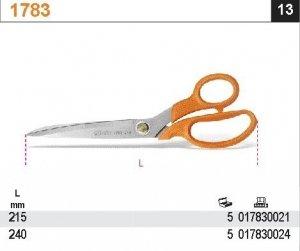 Beta 1783/215 Nożyczki 215mm