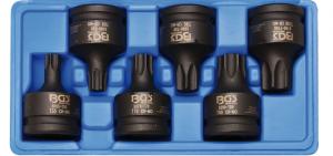 BGS Nasadki Torx 3/4 T55-T100 6szt