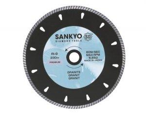Tarcza diamentowa 115 mm do cięcia betonu klinkieru RI-4.5 ciągła 115 x 2,0 x 6 x 22.2mm