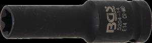 BGS Nasadka 1/2 udarowa Torx E14x 78mm