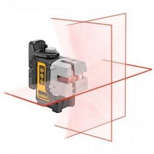 DeWalt DW089K Laser liniowy samopoziomujący