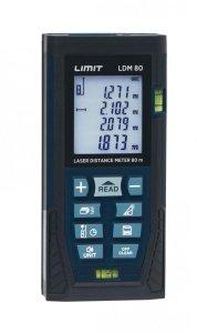 Dalmierz laserowy LDM 80 do 80m (281130203) LIMIT