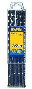 IRWIN Wertło do betonu SDS-Plus 6.5x150x210mm 10szt