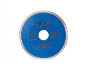 Tarcza diamentowa 250 mm do cięcia glazury ceramiki szkła terakoty SM-10GE ciągła 250 x 1,6 x 5 x 30mm