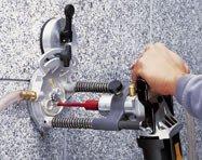Wiertarka FLEX BED 18 ze zintegrowanym doprowadzeniem wody (290.300)