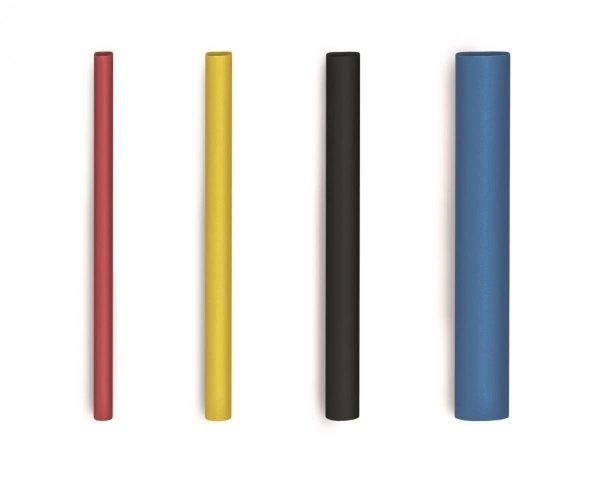 STEINEL Węże termokurczliwe 1,6-4,8mm 70 szt ST071318