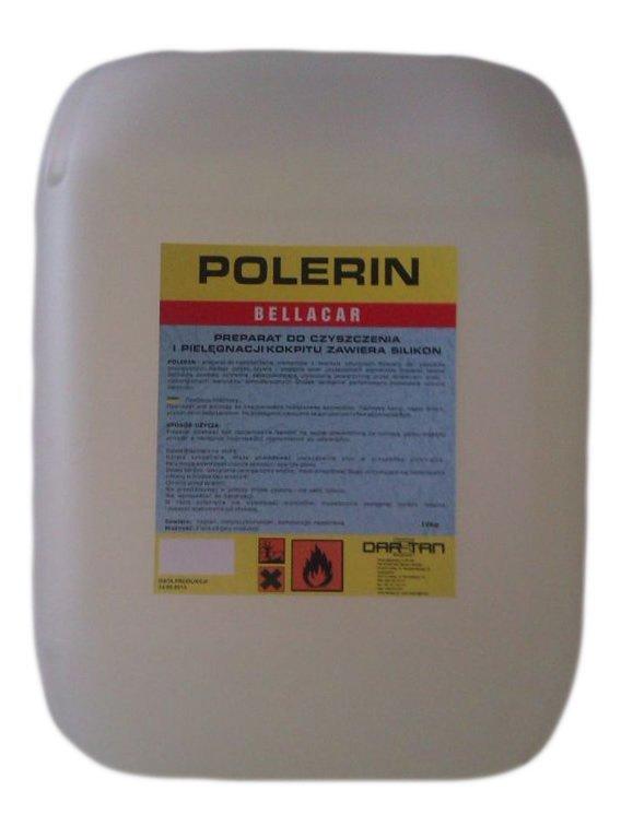 Płyn do mycia plastików kokpitu 10kg POLERIN