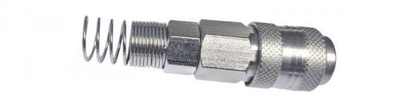 ADLER Szybkozłączka na przewód ze sprężyną 8x6mm