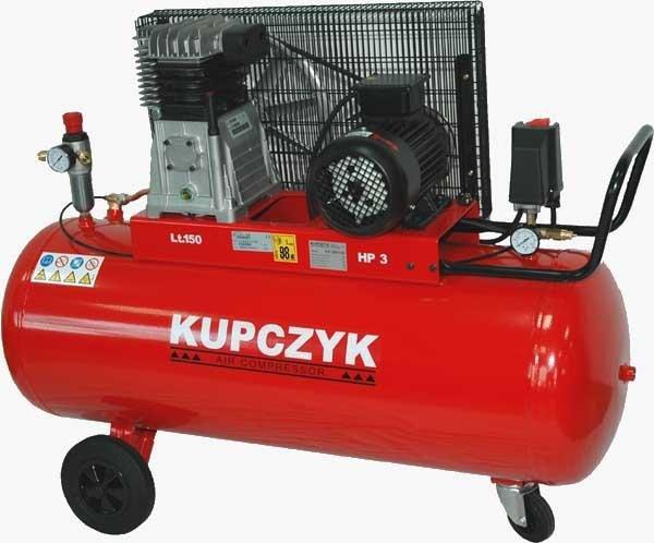 KUPCZYK Kompresor Sprężarka KK 390/150